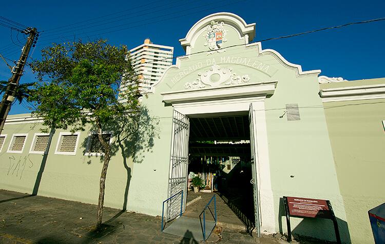 Mercado da Madalena