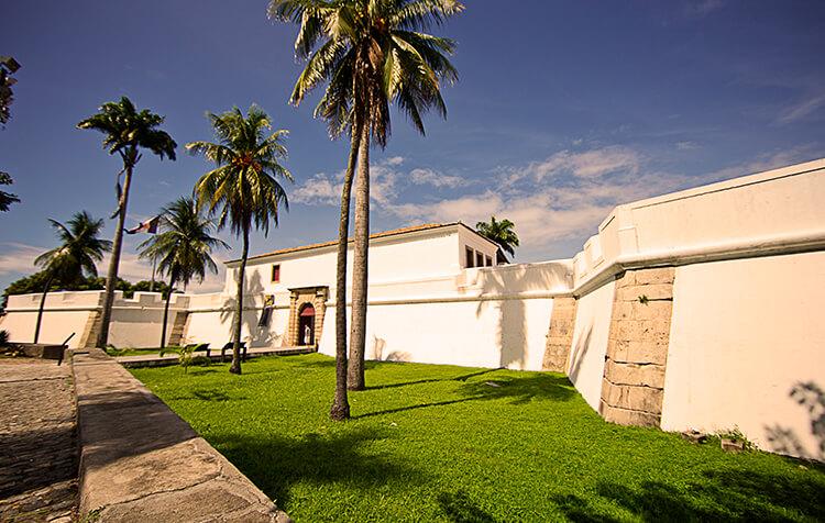 Museu da Cidade do Recife | Forte das Cinco Pontas