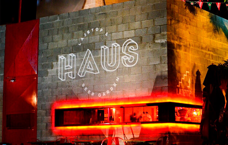 Haus Lajetop & Beergarden