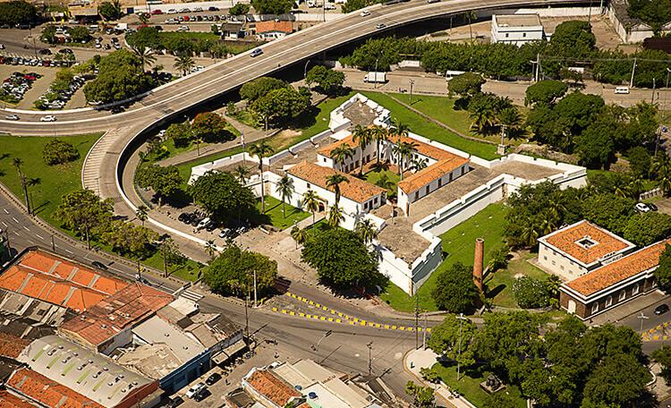 Resultado de imagem para Recife Forte das Cinco Pontas,