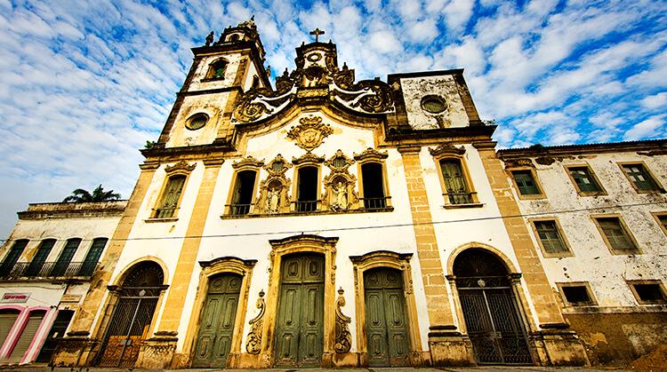 Olha! Recife a pé – Circuito Barroco