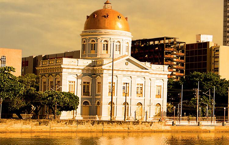 Palácio Joaquim Nabuco | Assembleia Legislativa de PE