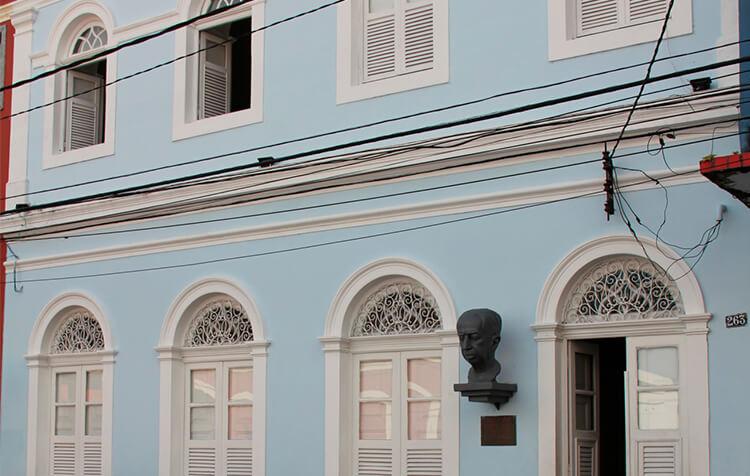 Espaço Pasárgada | Casa do Poeta Manuel Bandeira