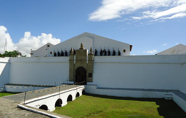 Museu Militar do Forte do Brum