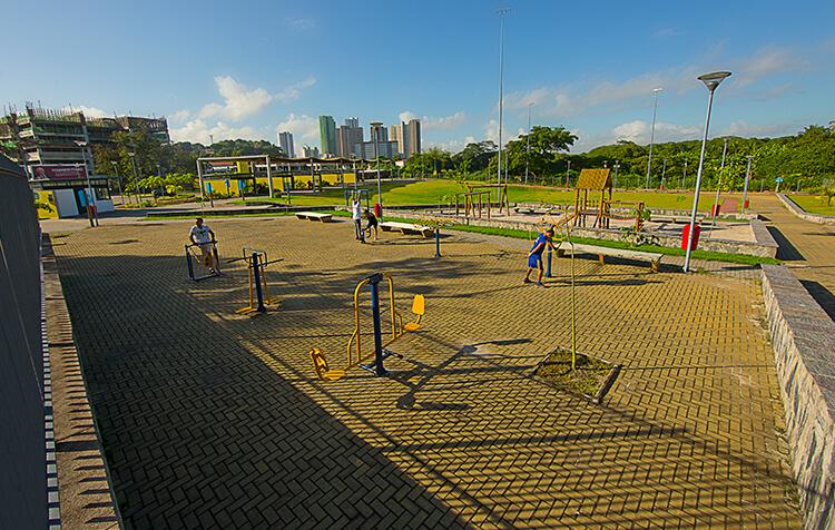 Parque de Apipucos