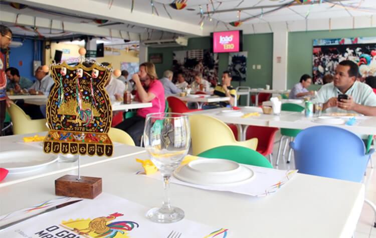 Varanda do Galo Restaurant