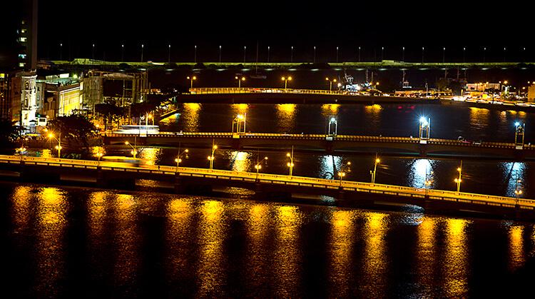 Olha Recife a pé – Pontes do Centro