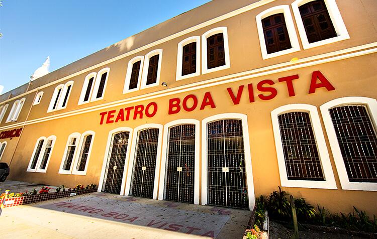 Teatro Boa Vista
