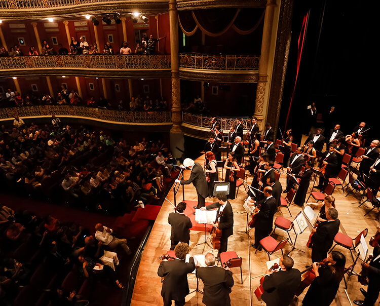 Declarada Patrimônio da cidade, Orquestra Sinfônica do Recife se apresenta na próxima semana