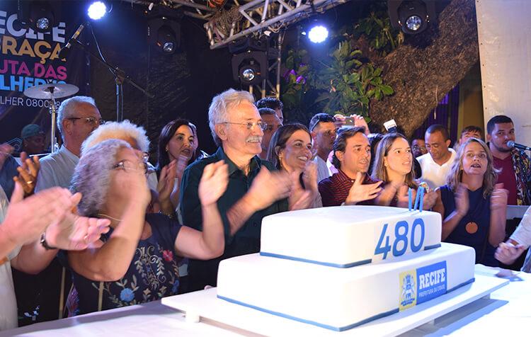 Cumpleaños de Recife