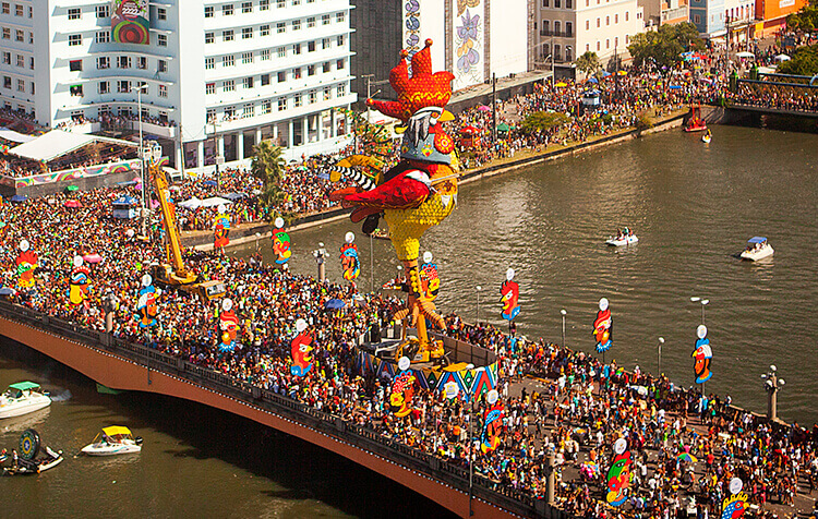 Carnaval no Recife