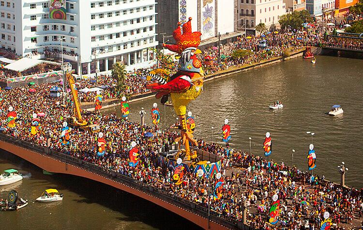 Carnival in Recife