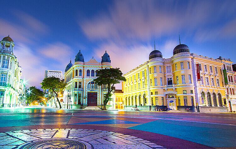 Barrio de Recife
