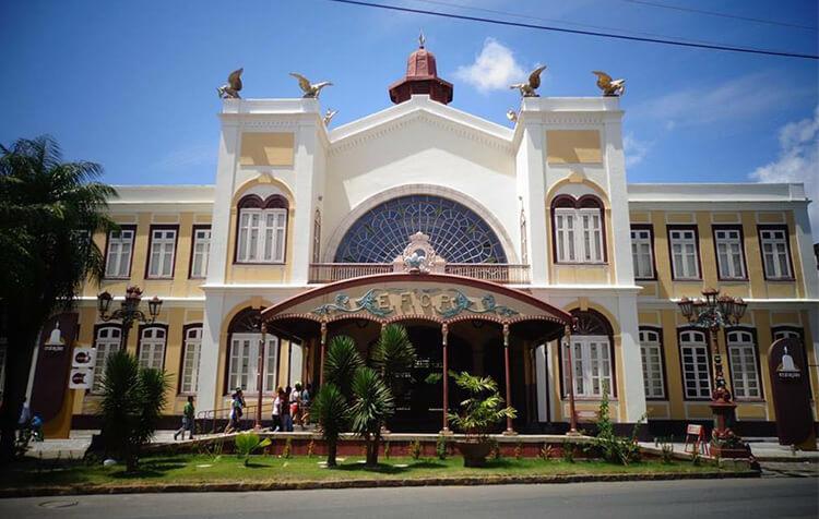 Estação Central Capiba | Museu do Trem do Recife