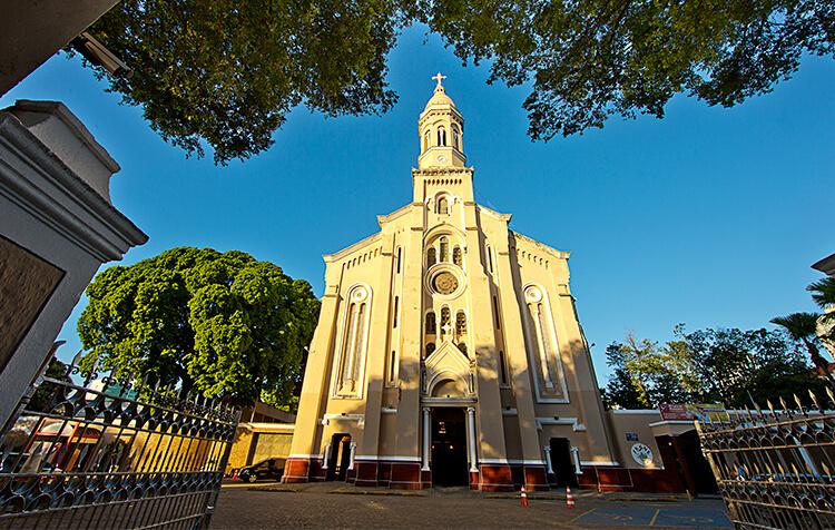 Basílica do Sagrado Coração de Jesus