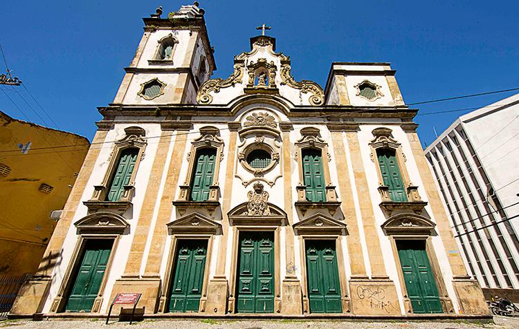 Igreja de Nossa Senhora do Rosário dos Homens Pretos do Recife
