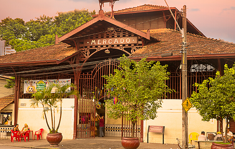 Mercado de Casa Amarela