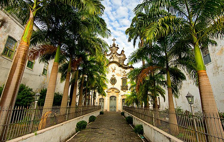 Igreja de Santa Teresa D'Ávila da Ordem Terceira do Carmo