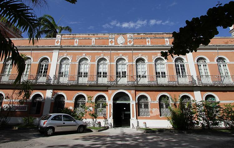 Palácio da Soledade   IPHAN
