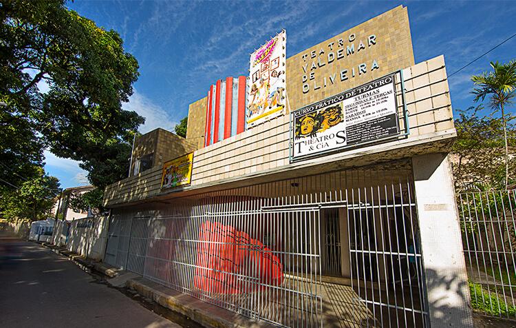 Teatro Valdemar de Oliveira