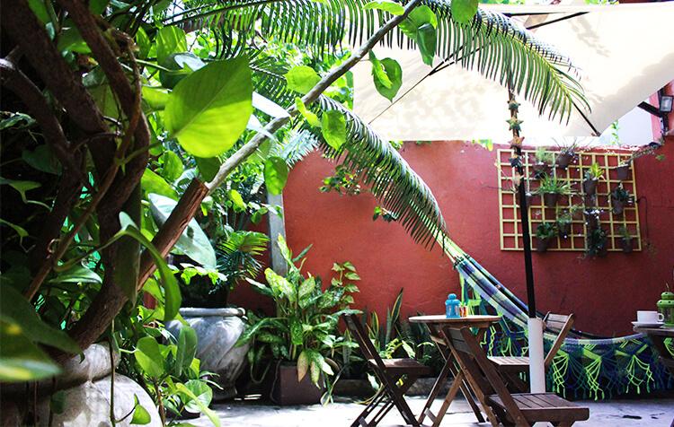 Estação do Mangue – Albergue e Pousada