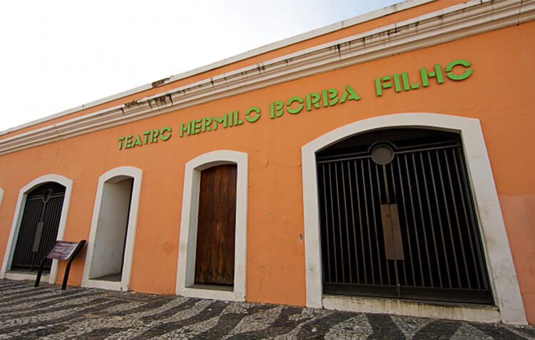 Teatro Hermilo Borba Filho