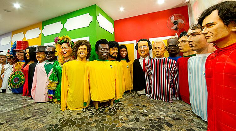 Olha Recife a pé – Primavera dos Museus