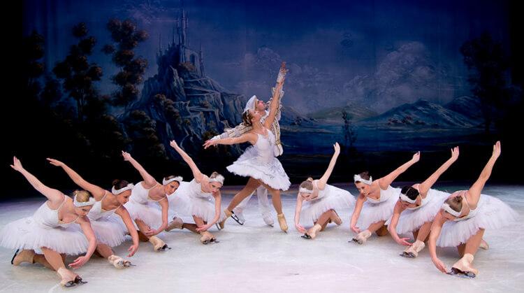 Ballet de Moscou no Gelo