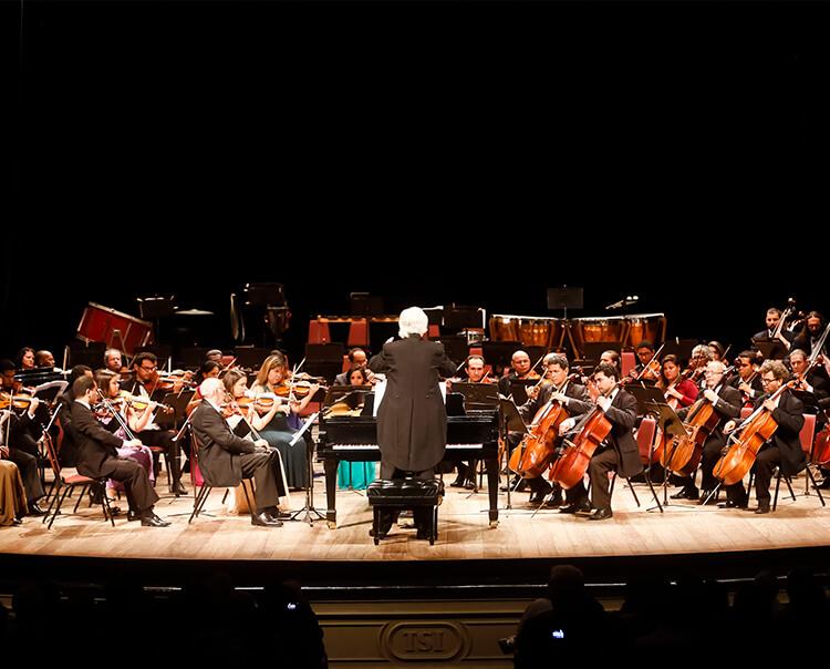 Orquestra Sinfônica do Recife realiza apresentações gratuitas amanhã (20) e quarta-feira (21)