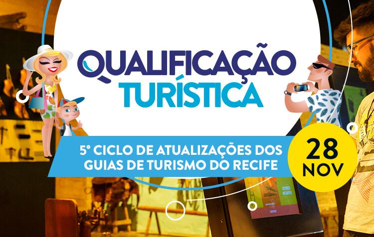 (Português) 5° Ciclo de Atualização dos Guias de Turismo do Recife