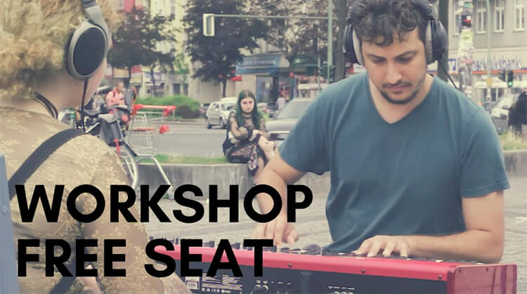 Workshop Free Seat
