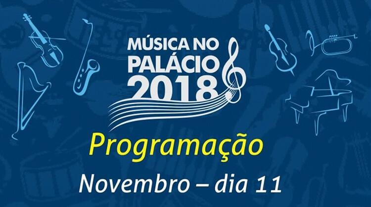 Música no Palácio