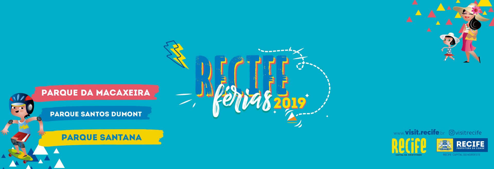 Recife Férias 2019