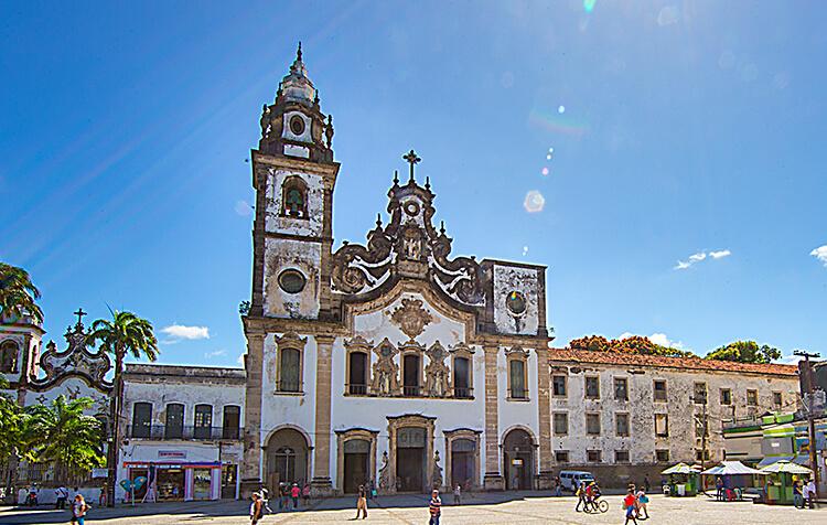Basílica do Carmo