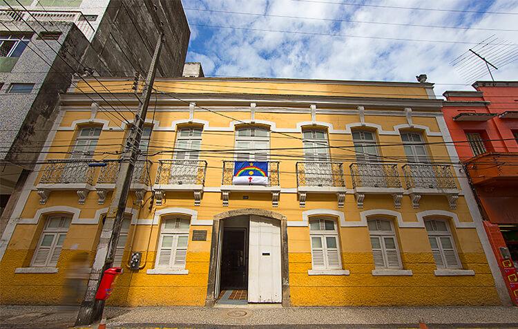 IAHGP – Instituto Arqueológico Histórico e Geográfico Pernambucano