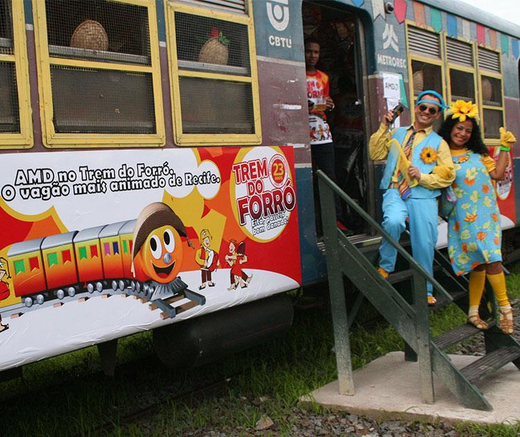 Trem do Forró inicia venda de ingressos e dá o ponta-pé aos festejos juninos